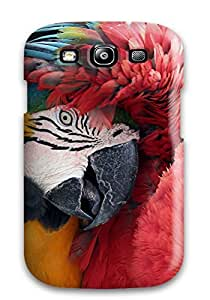 DfxFSPI712YKTdI Anti-scratch Case Cover Donald P Reed Protective Best Friends Macaws Case For Galaxy S3