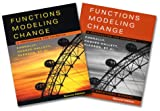 Functions Modeling Change, Textbook and Student Solutions Manual 9780471655015