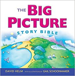 the big picture story bible redesign