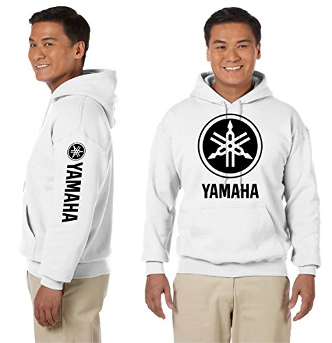 Yamaha Hooded Sweatshirt Motorcycles Racing Bikes JDM Unisex - Hoodie Racing Sweatshirt