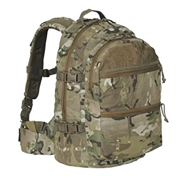 5d159385434b Voodoo Tactical 3-Day Assault Pack 15-9660, Hydration Compatible Backpack  Multicam Camo