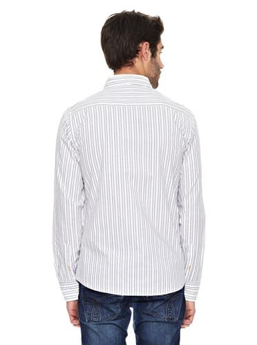 Cipo & Baxx Camicia Torrance Nero/Bianco S