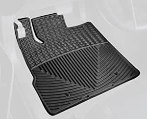weathertech trim to fit front rubber mats for chevrolet equinox black automotive. Black Bedroom Furniture Sets. Home Design Ideas