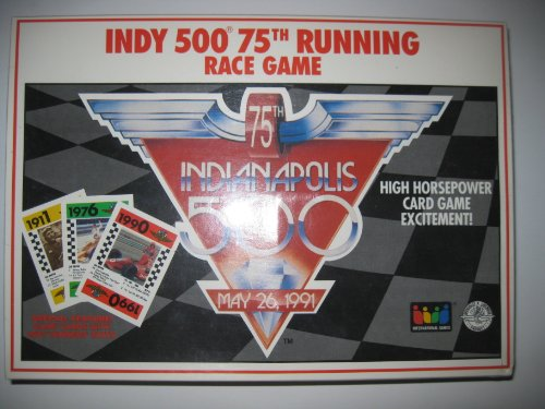 (Indy 500 75th Running Race Game)