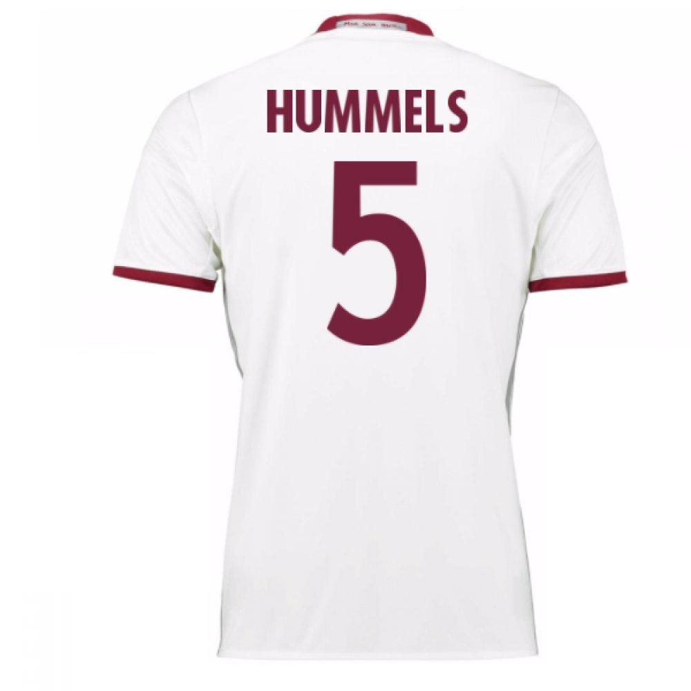 2016-17 Bayern Munich Third Football Soccer T-Shirt Trikot (Mats Hummels 5) - Kids