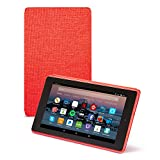 #4: Amazon Fire HD 8 Tablet Case (7th Generation, 2017 Release), Punch Red