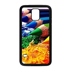 Custom Cover Case with Hard Shell Protection for SamSung Galaxy S5 I9600 case with Fashion Print Plastic lxa#282239