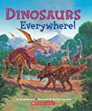 Dinosaurs Everywhere, Carol Harrison, 0590000896