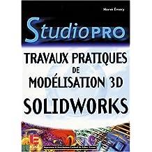 Travaux pratiques de modelisation 3d solidworks