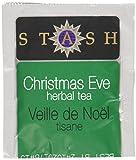 Stash Tea Christmas Eve Herbal Tea, 100 Count Box of Tea Bags in Foil