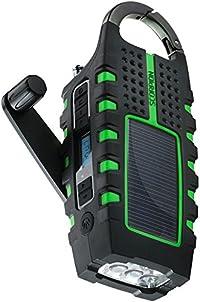 Eton NSP101WXGR Scorpion ll Rugged Portable Multi-Purpose Digita