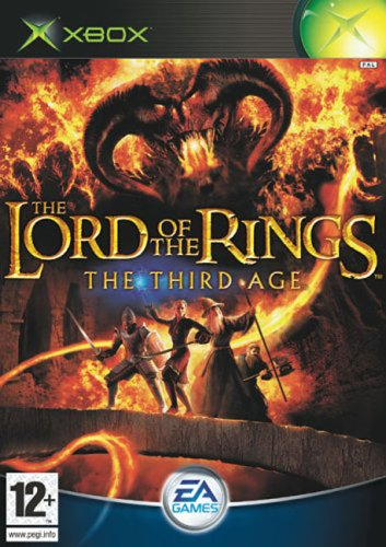 Lord of the Rings: The Third Age (Xbox) (Lord Of The Rings The Third Age Xbox)