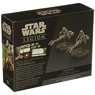 Star Wars: Legion - Speeder Bikes Unit Expansion: Toys & Games