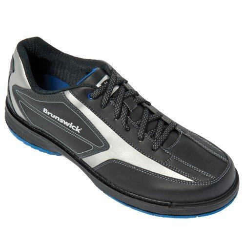 Stealth Men's Bowling Brunswick Black Shoes Graphite PYUAqw