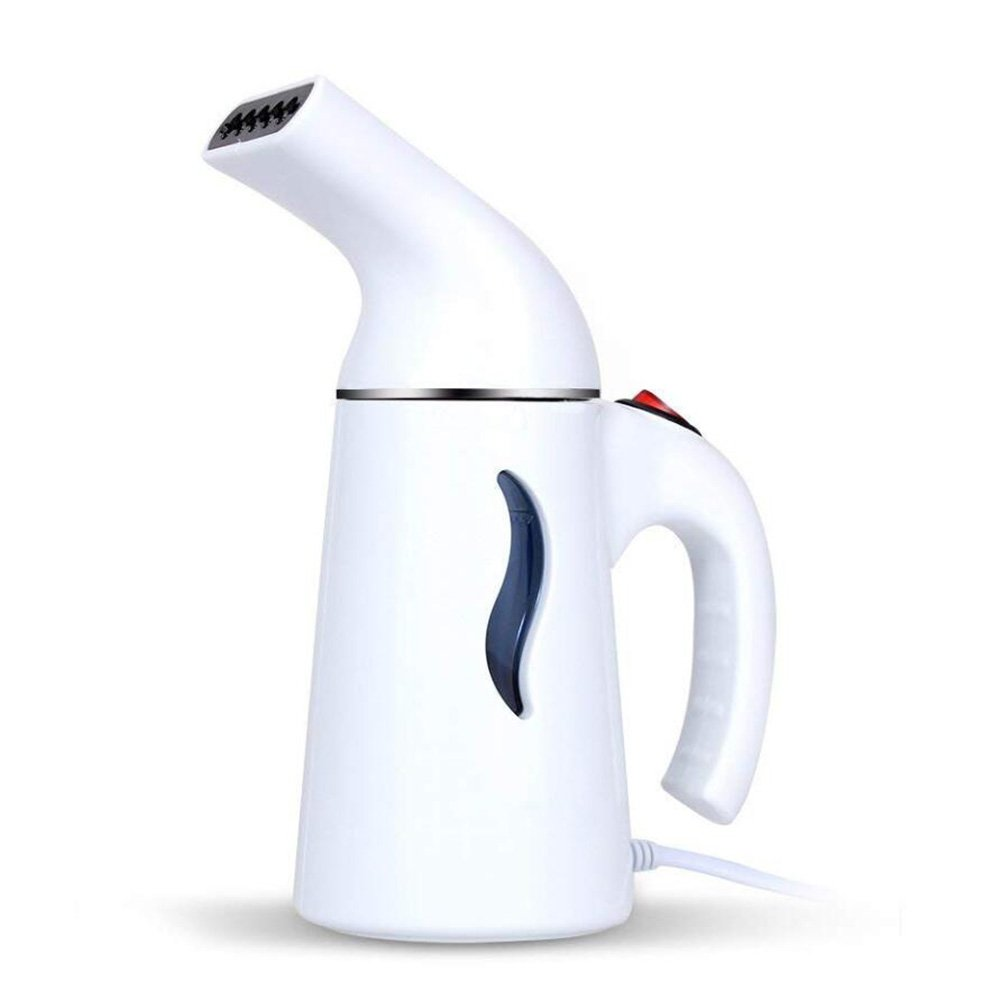Hand Held Steamer With 130ML Capacity For Home & Travel Ideal For Clothes, Curtains, Carpets - Powerful Garment Steamer For Clothes Handheld Steamer Travel Steamer Portable Steamer [Energy Class A] WMWZ