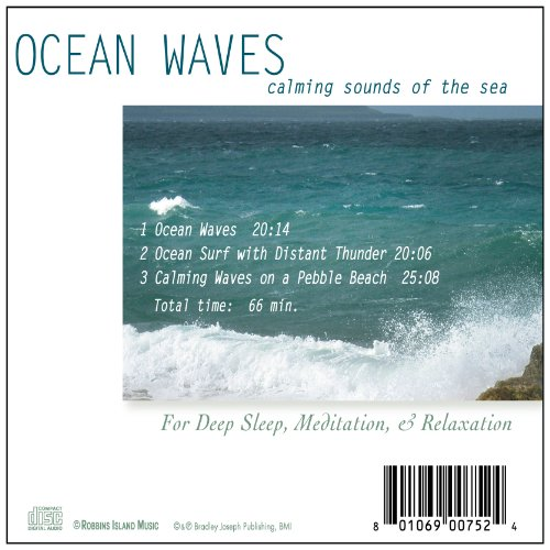 Ocean Waves: Calming Sounds Of The Sea (Nature Sounds