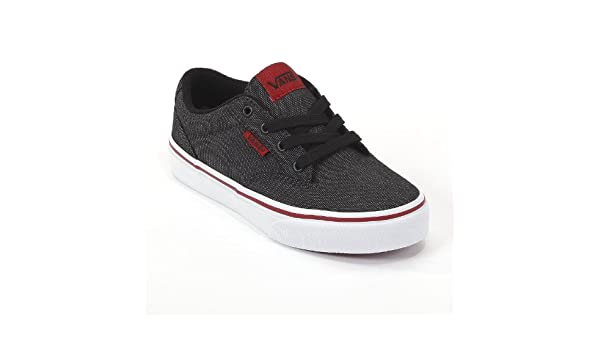 0962facbbb6 Amazon.com  Vans Black Winston Skate Shoes - Boys  Everything Else