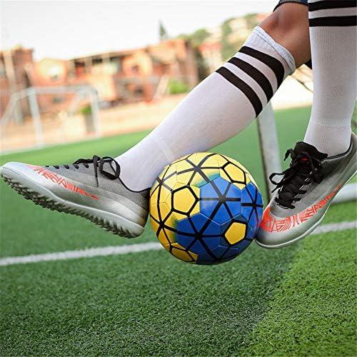 子供達が一緒にサッカーをするために同行する。 屋外芝サッカートレーニングブーツ防水クリケットサッカースポーツシューズ