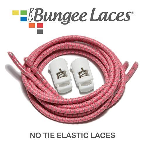 iBungee Laces Elastic Shoelaces Stretch
