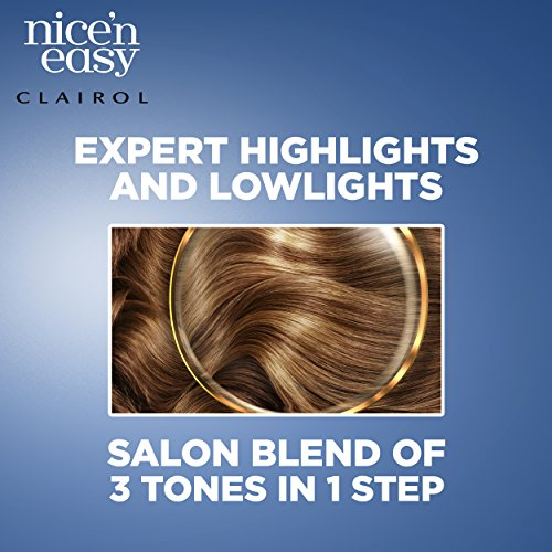 Nice N Easy Permanent Hair Color 6 5r Natural Light