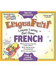 Lingua Fun French: Audio & Language Card Games