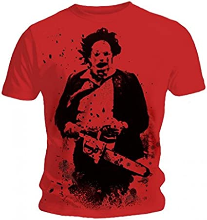 La matanza de Texas - Camiseta - Leatherface 2: Amazon.es: Ropa y accesorios