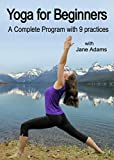 Yoga for Beginners: A Complete Program with 9 Practices. 2 dvd set