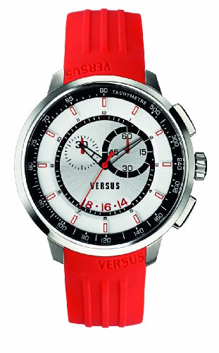 Versus-by-Versace-Mens-SGV070014-Manhattan-Analog-Display-Quartz-Red-Watch