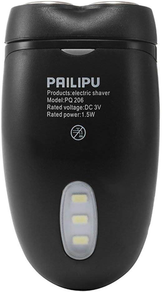 Afeitadora eléctrica sin cuerda para hombres Máquina de afeitar ...