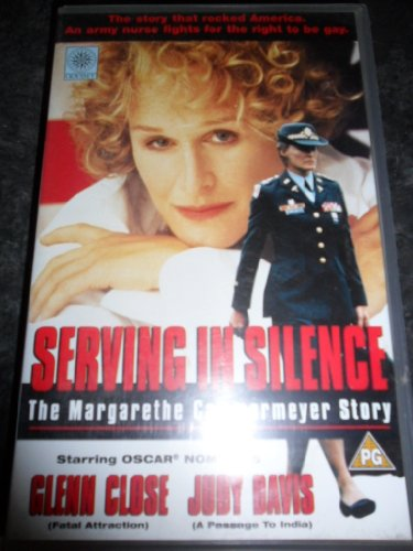 Serving in Silence: The Margarethe Cammermeyer Story [VHS] (Serving In Silence The Margarethe Cammermeyer Story)