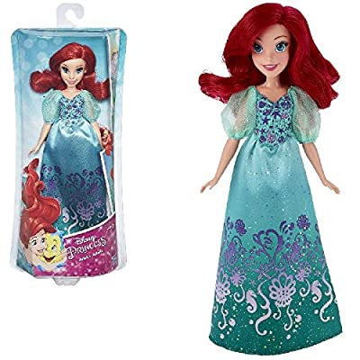 Disney Princess Royal Shimmer Ariel Doll [B5285]: Toys & Games
