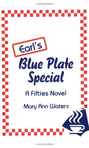 Book cover for Earl's Blue Plate Special