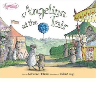 Download [ ANGELINA AT THE FAIR (ANGELINA BALLERINA (8X8)) ] By Holabird, Katharine ( Author) 2006 [ Paperback ] ebook