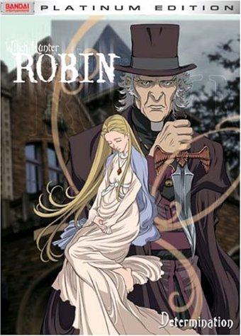Witch Hunter Robin - Determination (Vol. 5)