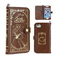 iPhone 6 (4.7 inch) Disney Princess characters Old Book Case Beauty and the Beast Bell