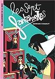 Le Fantomette 10:Les sept fantômettes