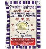 Agar Powder Jelatin, Thai Asian International Food