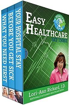 Easy Healthcare Set Three by [Rickard, Lori-Ann]