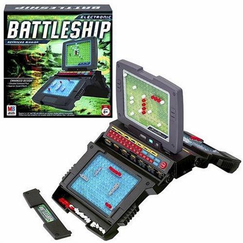 Hasbro Electronic Battleship Advanced Mission