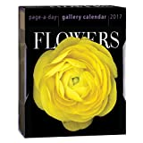 Flowers Page-A-Day Gallery Calendar 2017