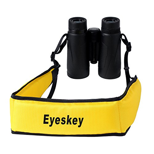 Eyeskey Universal Offshore Floating Strap, Best Choice For Your Waterproof Camera/Binoculars