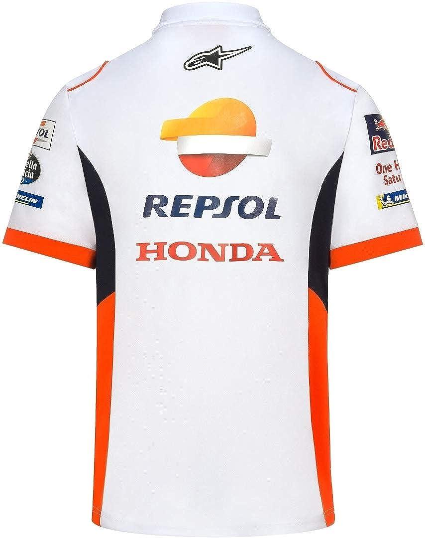 REPSOL Polo Homme Team Honda Replica
