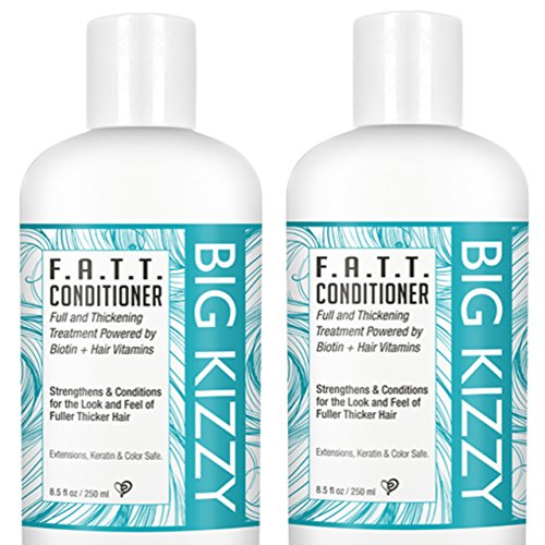 Big Kizzy F.A.T.T.  Volumizing Biotin Conditioner