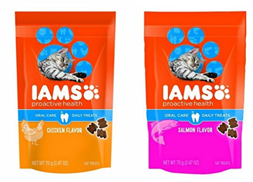 Best cat treats iams salmon to buy in 2019