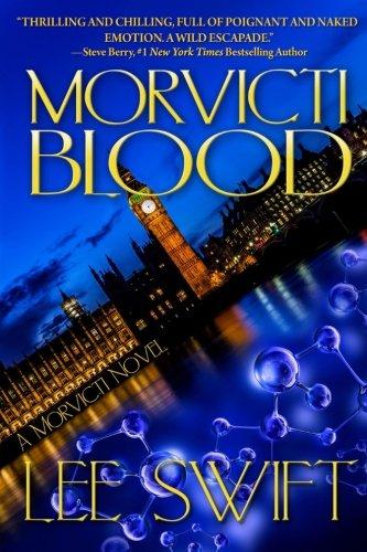 Morvicti Blood (A Morvicti Novel) (Volume 1) Text fb2 ebook