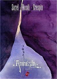 Amnésia, tome 1 : Orphée par Thomas Mosdi