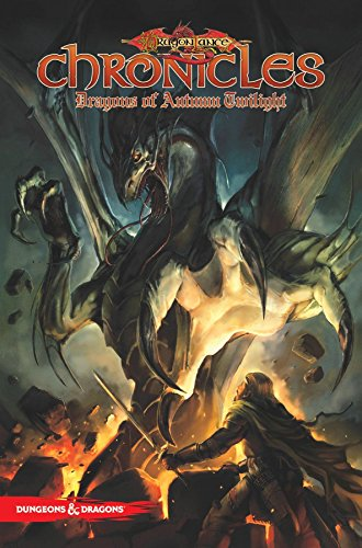 (Dragonlance Chronicles Volume 1: Dragons of Autumn Twilight)