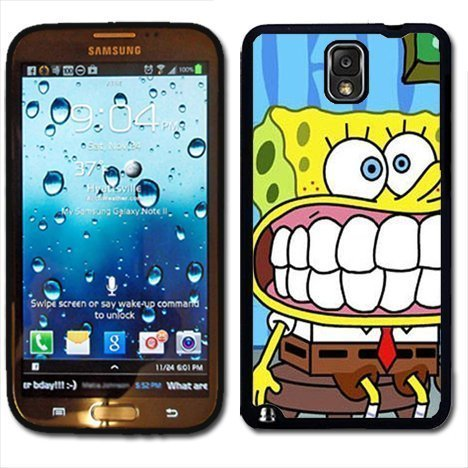 [Generic SpongeBob SquarePants Case for Samsung Galaxy Note 3] (Richard 3 Costume)