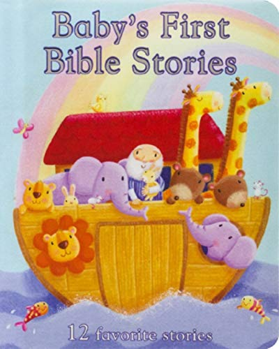 Bible Story Books (Baby's First Bible Stories)