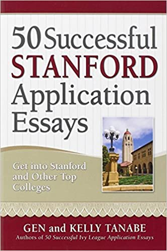 Successful stanford gsb essays